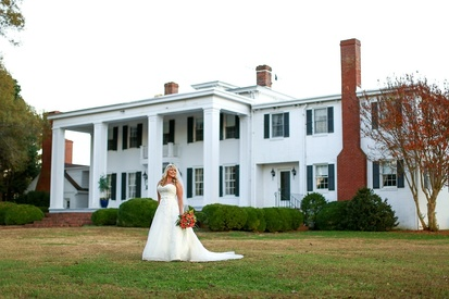 Wedding at Holly Field Manor in King William County